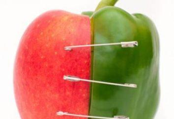 Jak pozbyć się ciężaru lishego bez szkody dla zdrowia? Spróbuj oddzielnej żywności: cienkie i przeglądu podstawowych zasad systemu