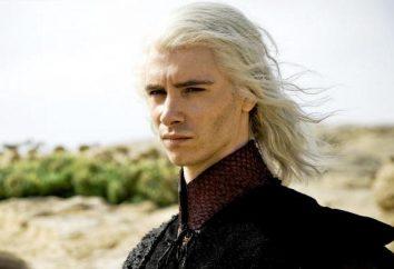 "Viserys – frère, Daenerys Targaryen de la série ""Game of Thrones"""