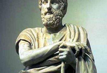 """Che l'antico poeta ha scritto """"L'Iliade"""" e """"Odissea""""?"""