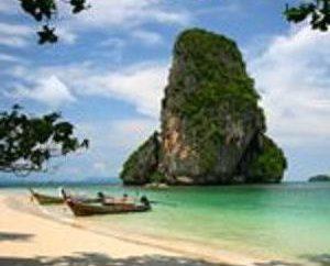 Krabi Wyspa – miejscem dla rekreacji raj