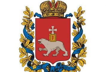 Perm Província e sua história de desenvolvimento