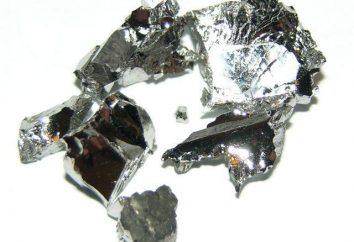 Wolfram: Anwendungseigenschaften und chemische Eigenschaften