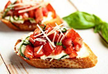 la cucina italiana: il nome e ricette