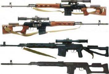 fucili da cecchino russo – puntiformi Guerra precisione