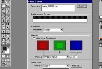 Ustawianie koloru monitora: krok po kroku