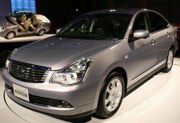 Nissan Bluebird – kompaktowy samochód japońskiej grupy Nissan