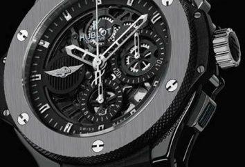 Uhren Hublot – die jüngste Schweizer Marke