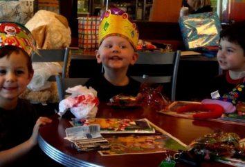 Come trascorrere il compleanno da McDonald?