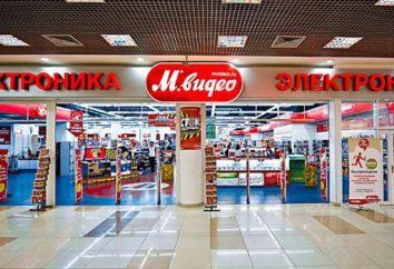"""""""M-Video"""" em Moscou: endereços de lojas perto do metro"""
