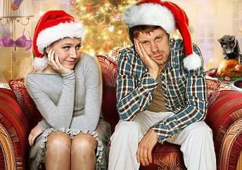 """""""La esposa de Año Nuevo"""" – actores de cine"""