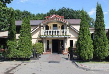 """Restauracja """"Nocna przestrzeń"""" w Novogireevo: zdjęcia i opinie"""