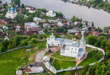 Ville Gorokhovets: sites et monastères