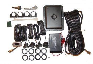 Transmission de signaux sur le camion: sélection de caractéristiques