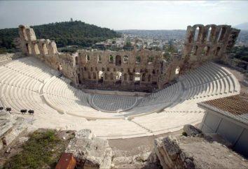 Dowiedz się, co amfiteatr