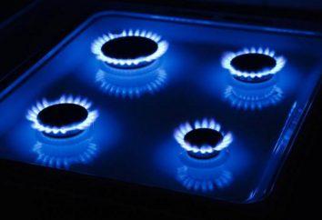 Normatywna życie z kuchenki gazowej: cechy, opinie i GOST