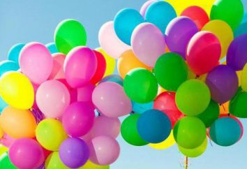 Jak wyglądają balony? Znaczenie snu