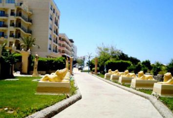 Hôtel Sphinx Beach Resort Aqua Park 5 * (Egypte / Hurghada): photos et commentaires