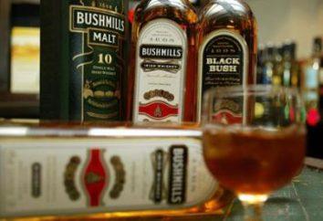 Whiskey Bushmills: Geschichte in den vier Jahrhundert lang