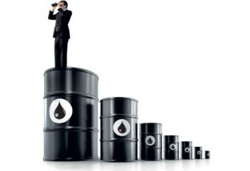 So ein Barrel Öl (oder