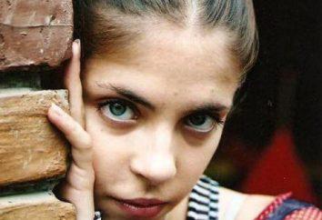 L'attrice Anna Nahapetova: biografia, la vita personale. Top film