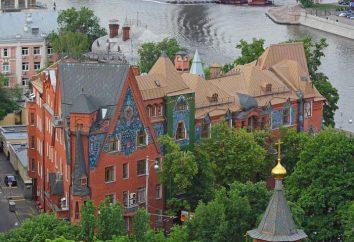 Pepper House a Mosca, indirizzo, foto