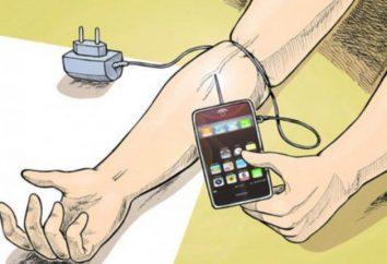 8 oznacza, że nie można żyć bez telefonu