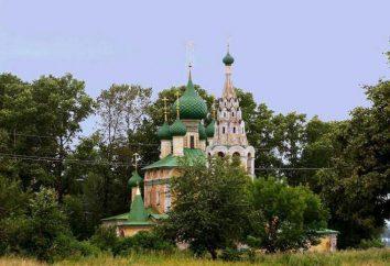 Chiesa di San Giovanni Battista (Uglich): storia, architettura
