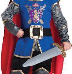 Como fazer um traje de cavaleiro com as próprias mãos