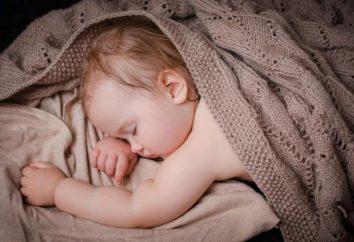 Co robi zimne poty u dzieci?