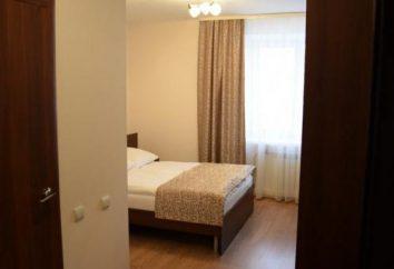 """Hotel """"Cosmos"""", Yaroslavl: descrição do quarto, comentários"""