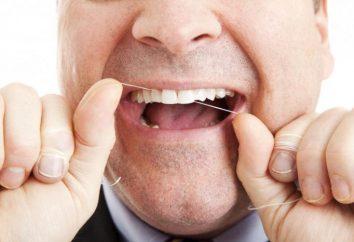 Korzystanie z nici dentystycznej – strata czasu?