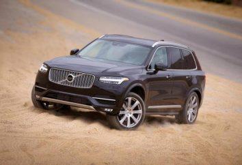 SUV Volvo CX90: przegląd, dane techniczne i opinie