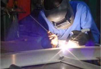 La soldadura de acero inoxidable: características del proceso