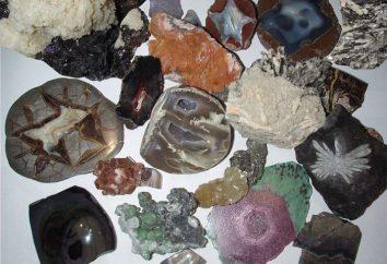 Solides: propriétés, la structure, la densité et des exemples