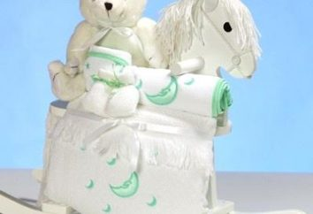 O conjunto para um presente recém-nascido para escolher?