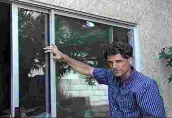 Installation de portes coulissantes: trois étapes simples