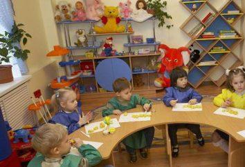 Prywatne przedszkola w dzielnicy Vyborg w Petersburgu