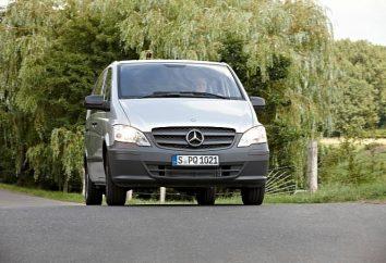 Historia modelu Mercedes Vito, specyfikacja techniczna, cena