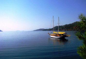 O melhor feriado é um feriado na Turquia em maio