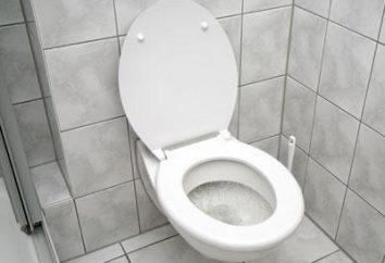 Jak mogę zainstalować toalety dać