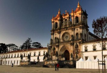 Alcobaça Monastery: wycieczka do Portugalii