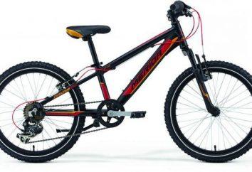 Merida Dakar 620 – uma excelente bicicleta das crianças!