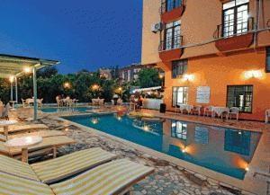 """Liman Park Hotel 3 *. hoteles de Antalya """"3 estrellas"""". Liman Park Hotel 3 * (Turquía)"""