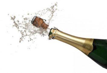 Perché il sogno di champagne? Sogno libro sulla champagne in vetro, la bottiglia
