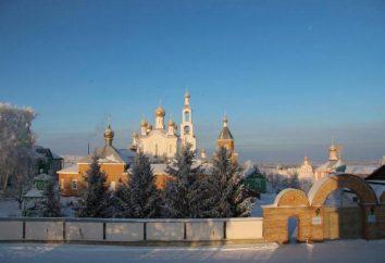 Santo Varsonofievsky convento (Mordovia)