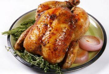 Cuocere il pollo nel forno deliziosamente e facilmente