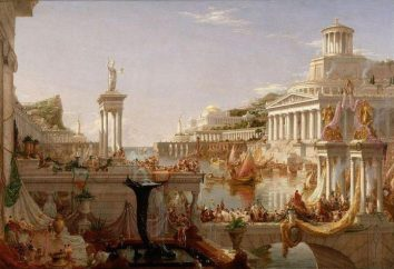 Periodalizacja starożytnego Rzymu. Główne daty i wydarzenia
