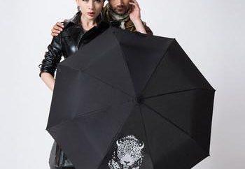 """""""Trzy słonie"""" (parasole): Recenzje klientów. Japońskie parasole firmową """"Trzy słonie"""": mężczyzn i kobiet, pistolety i kije"""