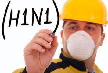 Świńska grypa: Objawy u mężczyzn