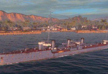 """""""Novik"""" – um destruidor da frota russa"""